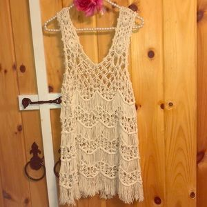 Other - Macrame cover up